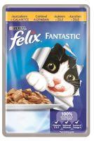 Felix cat kaps.-Fantastic kure v želé 100 g