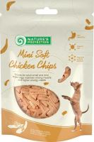Nature's Protection Dog Snack Mini kurecí cipsy 80 g