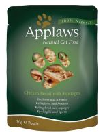 Applaws Cat kaps. kurecí prsa a chrest 70 g