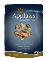 Applaws Cat kaps. tunák a pražma 70 g
