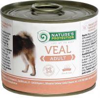 Nature's Protection Dog konz.Adult telecí 200 g