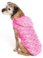 """Oblecek - Svetr polar fleece""""Polarka""""ružový 28 cm"""