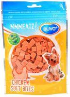 Duvo+ dog Mmmeatz! chicken bites soft 100g