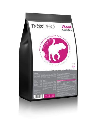 Doxneo Fresh Sensitive - s králičím a zvěřinou 2,5kg
