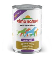 Almo Nature Daily Menu WET DOG - s kachnou 400g