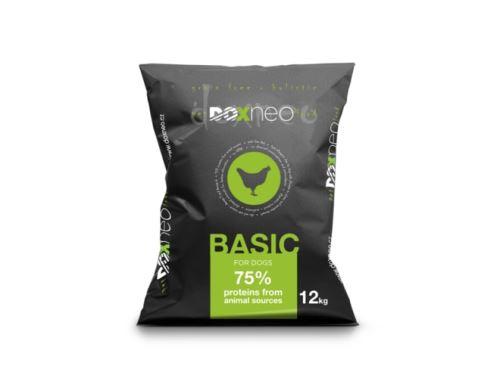 Doxneo Basic Active - pro aktivní psy bez obilovin 12kg