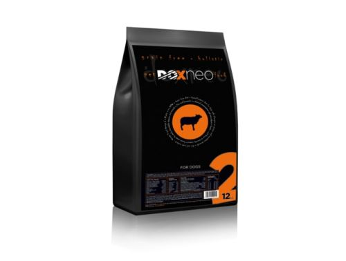 Doxneo 2 - jehněčí bez obilovin 12kg