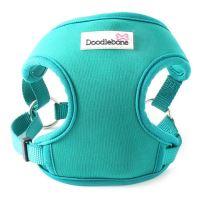 Doodlebone chladící postroj, NeoFlex,  modrý/zelený, velikost S