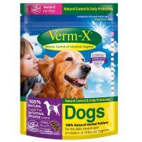 Verm-X pro psy, pelety 200g